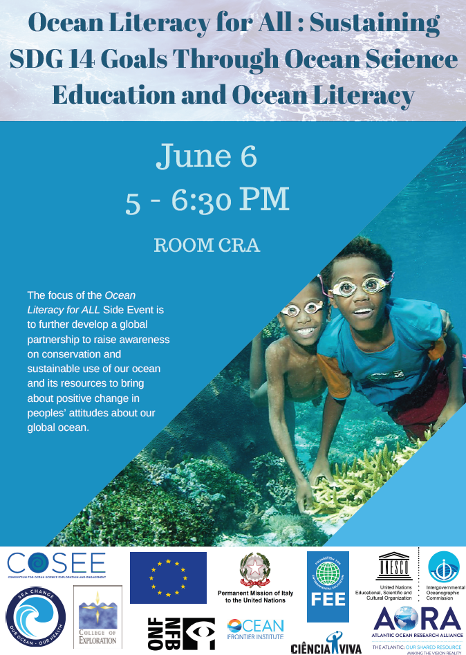 Ocean Literacy for all