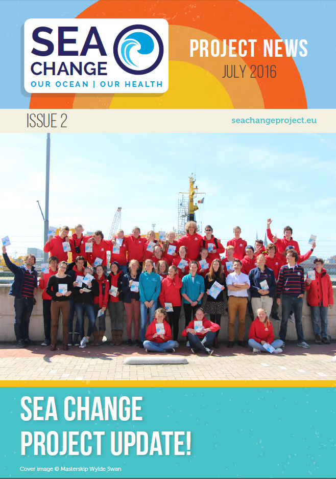 SeaChange newsletter cover